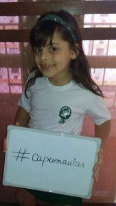 #capcomaulas_selfie3