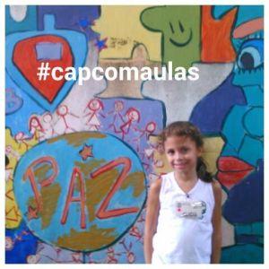 #capcomaulas_selfie6