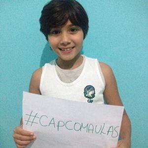 #capcomaulas_selfie8