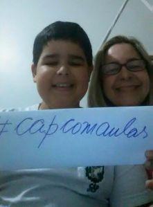 #capcomaulas_selfie_a